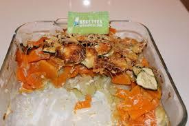 cuisiner le butternut gratin courgettes courge butternut et pommes de terre