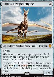 Artifact Deck Mtg 2017 by Ramos Dragon Engine Commander 2017 Foil Mtg Cards