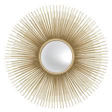 casa padrino luxus wohnzimmer spiegel gold designer wandspiegel