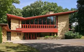 100 Architecture Houses 10 MustSee Designed By Architect Frank Lloyd Wright