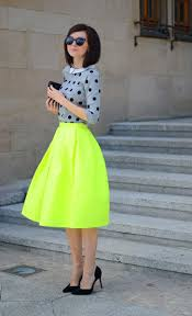best 25 neon skirt ideas only on pinterest coral skirt