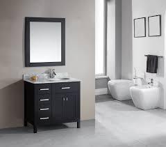 Bathroom Vanities With Matching Makeup Area by Bathrooms Design Homemade Bathroom Vanity Fresh Taren Black