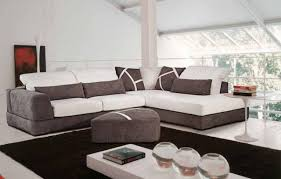 canap contemporain canapé contemporain design concernant salon canape moderne modèle