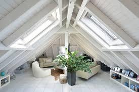 spitzboden als wohnraum ausbauen velux magazin