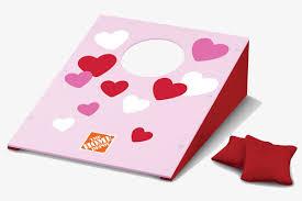 Valentines Bean Bag Toss