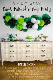 St Patricks Day Party Decor For Adults