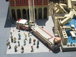 Lego Fire Truck | At Legoland Miniland California. | Ryan H | Flickr Custom Lego City Pumper Truck Made From Chassis Of 60107 Fire Amazoncom Lego City Airport Truck With Two Minifigures City 4208 Amazoncouk Toys Games Airport Fire Truck 60061 Youtube Ideas Classic Seagrave Engine For Wwwchrebrickscom By Orion Pax Light Sound Ladder Lego 7239 I Brick Emergency At Toystop Toysrus Fire Shodans Blog