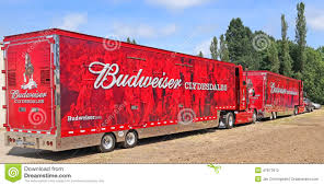 Budweiser Truck Stock Images - 40 Photos Budweiser Truck Stock Images 40 Photos Ubers Selfdriving Startup Otto Makes Its First Delivery Budweiser Truck And Trailer Pack V20 Fs15 Farming Simulator Truck New York City Usa Photo Royalty Free This Is For Semi Trucks And Ottos Success Vehicle Wrap Gallery Examples Hauls Across Colorado In Selfdriving Hauls Across With Just Delivered 500 Beers Now Brews Its Us Beer Using 100 Renewable Energy Clyddales Boarding The Ss Badger 1