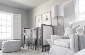 gray nursery ideas transitional nursery frierson interiors