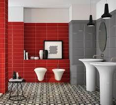 metro fliesen für bad oder küche badezimmer fliesen rote