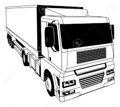 A Black And White Illustration Of A Stylised Semi Truck Royalty ... Jamsa Finland September 1 2016 Volvo Fh Semi Truck Of Big Rigs Semi Trucks Convoy Different Stock Photo 720298606 Faw Global Site Magic Chef Refrigerator Parts 30 Wide Rig Classic With Dry Van Tent Red Trailer For Truck Lettering And Decals Less Trailer Width Pictures Federal Bridge Gross Weight Formula Wikipedia Wallpapers Hd Page 3 Wallpaperwiki Tractor Children Kids Video Youtube How Wide Is A Semitruck Referencecom Junction Box 7 Wire Schematic Inside Striking