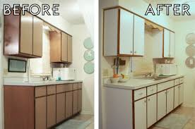 Apartment Rental Kitchen Makeover White Contact Paper Drawer Pulls Handles Silver Teal Aqua All