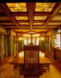 100 Frank Lloyd Wright Houses Interiors The SC Johnson Gallery At Home With