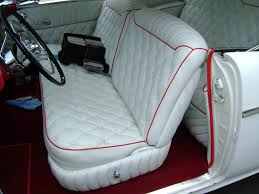 Classic Car Upholstery by G & D Custom Upholstery