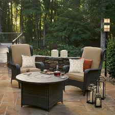 Agio Patio Furniture Sears by Gas Fire Patio Table