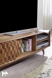 vintage tv board massiv versandfrei kaufen massivmoebel24