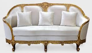 casa padrino luxus barock wohnzimmer sofa weiß gold edles handgefertigtes antik stil sofa barock wohnzimmer möbel