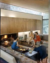 100 Modern Interiors Magazine Beattie Residence Rye New York 1958 For The Home Pinterest