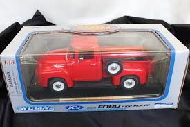 1956 Ford F-100 Pick Up Truck, Welly 1:18 Scale, Red Ford Truck, NIB ... How To Install An Axle Flip Kit In A 66 Ford F100 Pickup Youtube 1956 Truck Kustom Sweet Driver Ready Go Drive Lost Wages Bobs Ifs For The Hot Rod Network Art Morrison Enterprises 31956 Information Air Cditioning Ac Systems And Oem Dennis Carpenter Ford Restoration Parts 195355 F1600 Truck Clackamas Auto Parts On Twitter 4x4 Clackamasap Lmc Big Window Project 53545556