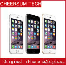 Free Dhl Unlocked Original Apple Iphone 6 6 Plus Mobile 4 7 5 5