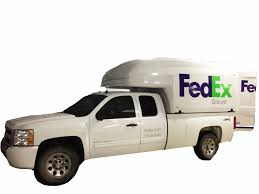 Commercial Truck Success Blog: FedEx Work Trucks