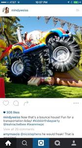 8 Best Monster Truck Inflatables Images On Pinterest   Monster ... Monster Truck Bounce House Jump Houses Dallas Rental Austin Rentals Introducing The Combo Water Slide Houston Sky High Party The Patriot Inflatable Whiteford Contractor Equip Powered Dump Trailers 40 Container Bounce Houses Doral Comobo Disco Dome Bouncy Castle For Sale Trex Obstacle