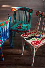 30+Creative DIY Painted Chair Design Ideas   Hand Painted ... Urban Farmhouse July 2008 Painted Kitchen Tables Delightful Chalk Table And Chairs Ding Rooms White Painted Ding Table And Chairs With Prayer Hand On Kitchen Ideas Beautiful Distressed Black Fniture Pating Wood The Ultimate Guide For Stunning What Kind Of Paint Do I Use That Types Paint When Creative Diy Hative 15 Tips Outdoor Family Hdyman Interiors By Color 7 Interior How To Your