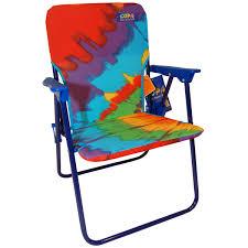 Kelsyus Original Canopy Chair by Kids Beach Chair Tie Dye Beach Chairs Beachstore Com