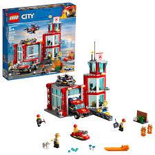 100 Lego Fire Truck Games PLAYMOBIL Red Serpent Pirate Ship Walmartcom