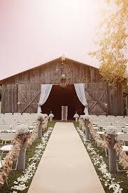 18 Romantic Barn Wedding Decorations See More Weddingforward