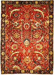 THE CLARK SICKLE LEAF Carpet Which Was Sold At Sothebys This Past June Demolished The Previous Record For An Islamic Three Times Over