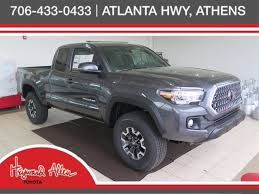 New 2018 Toyota Tacoma TRD Off Road Extended Cab Pickup In Athens ... New 2018 Toyota Tacoma Trd Sport Double Cab In Elmhurst Offroad Review Gear Patrol Off Road What You Need To Know Dublin 8089 Preowned Sport 35l V6 4x4 Truck An Apocalypseproof Pickup 5 Bed Ford F150 Svt Raptor Vs Tundra Pro Carstory Blog The 2017 Is Bro We All Need Unveils Signaling Fresh For 2015 Reader