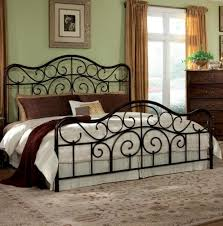 White King Headboard And Footboard by White Metal Headboard And Footboard Home Design Ideas