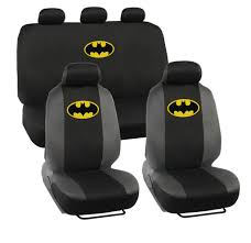 Classic Batman Seat Covers - 9pc Universal Fit - Licensed Interior ... 5 Batman Car Accsories For Under 50 Factor Arkham Knight All Vehicles Batmobile Batwing Motorcyles Monster Truck Coloring Learn Colors With Video Semi 142 Full Fender Boss Style Stainless Steel Raneys Lego Movie Bane Toxic Attack 70914 Target Lego Building Blocks Bat Emblem Badge Logo Sticker Motorcycle Bike Power Wheels Dc Super Friends 12volt Battypowered Kawasaki 14 Turn Suppliers And Manufacturers At Alibacom Seat Cover Carpet Floor Mat Ull Interior Protection Auto Classic Covers 9pc Universal Fit Licensed Color Trucks Jam Pages Brilliant Decoration