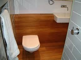 Teak Bathroom Flooring Contemporary Regarding Wood