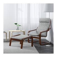 poäng armchair isunda gray ikea