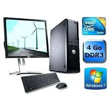 choisir un pc de bureau promotion ordinateur de bureau ordinateur bureau darty bien