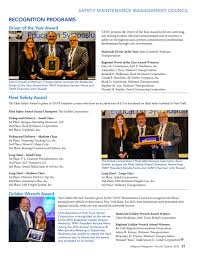 100 Terpening Trucking TANY Milepost 4th Quarter 2016 By Graphtech Issuu