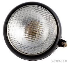 what are the different types of headlight with pictures