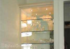display cabinet low voltage lighting home decor