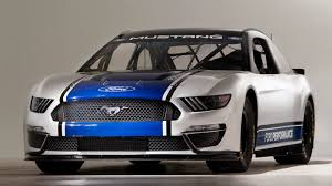 Ford Unveils Its First Mustang NASCAR Cup Car - Roadshow Radio Shack Zip Zaps Micor Rc Cars Spiderman Monster Truck Mustang Ford King Cobra 1978 Gta San Andreas Crazy 2 Mustang Monster Truck Wning Mach 1 Mp Races In Bigfoot No1 Original Rtr 110 2wd By Traxxas Shelby Gt500 Monster Truck For Spin Tires Maverick Ion Mt Wild Stang Trucks Wiki Fandom Powered Wikia Shelby Mustang Summit 4wd Blue Tra560764blue Hpi Baja 5r 1970 Boss Asphalt