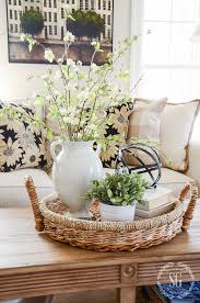 Coffee Table Decor Lovely On Spring See How They Did It