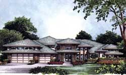 Prairie House Designs by Prairie House Plans House Plans