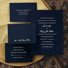 Blue And Gold Wedding Invitations Navy To Create A Beautiful Invitation