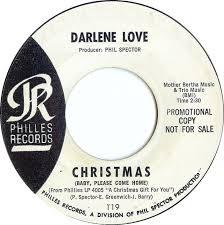 45cat Darlene Love Christmas Baby Please e Home Harry