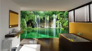 Paris Themed Bathroom Wall Decor by Bathroom Wall Ideas 29 Ideas To Use All 4 Bathroom Border Tile