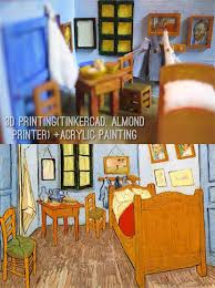 South Korean father and son replicate Van Gogh s Bedroom in Arles