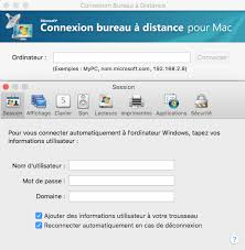 bureau a distance connexion gestan cloud depuis un mac le wiki de gestan