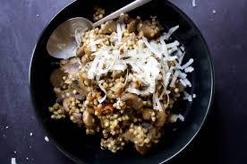 cuisiner les graines de sarrasin godiche risotto de sarrasin aux chignons vegan sans gluten