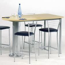 tables hautes cuisine table cuisine haute table ronde maisonjoffrois
